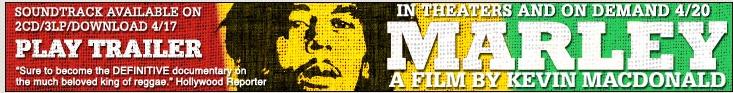 Marley banner ad