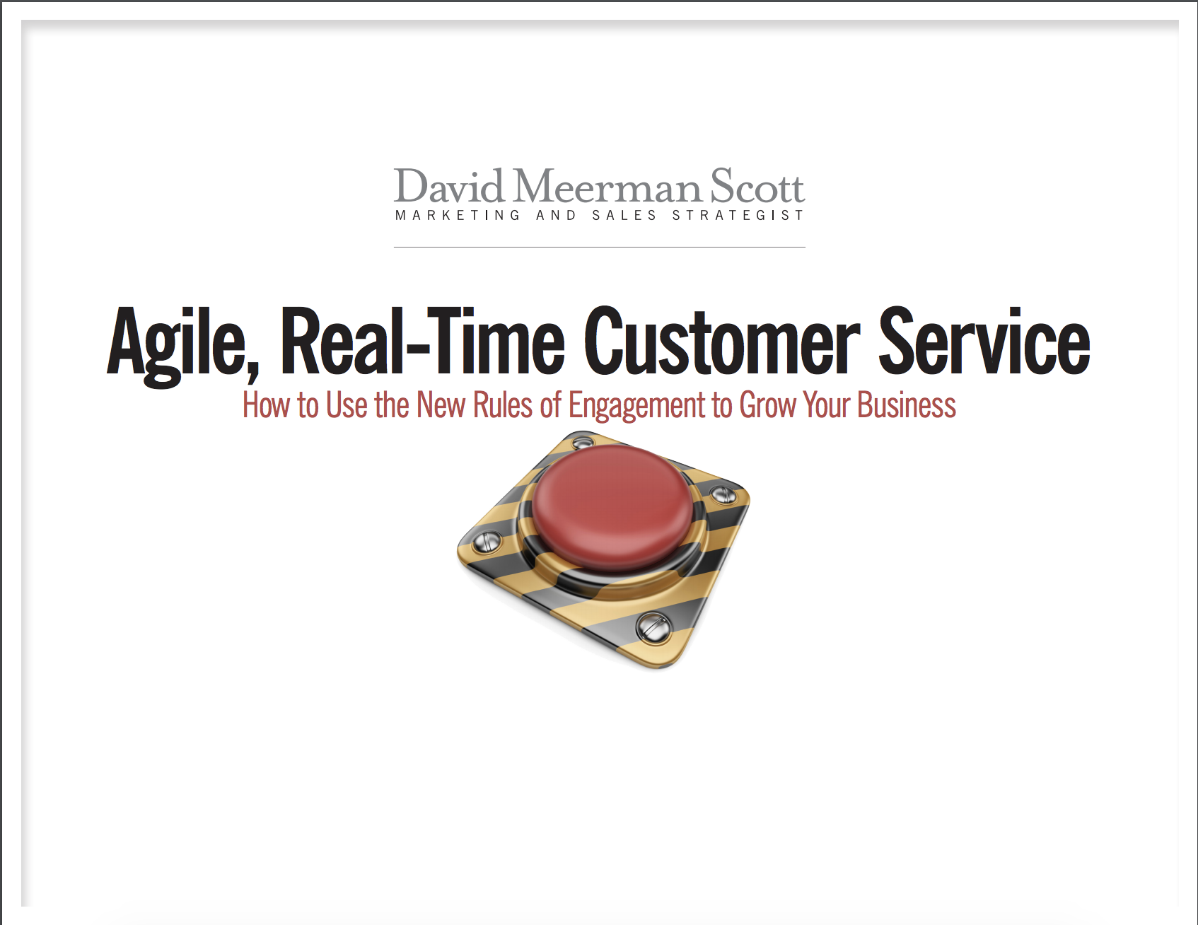 Agile, Real-Time Customer Service
