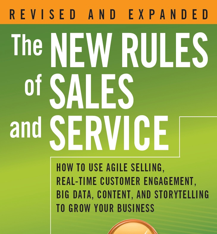 New Rules of Sales and Service | David Meerman Scott
