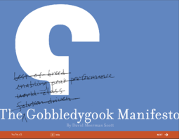 The Gobbledygook Manifesto | The New Rules of Marketing & PR Resource