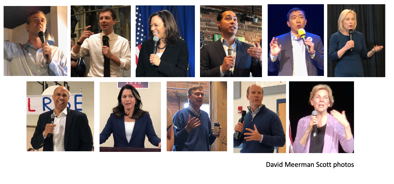 11 candidates