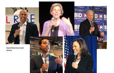 2020 Candidates 2