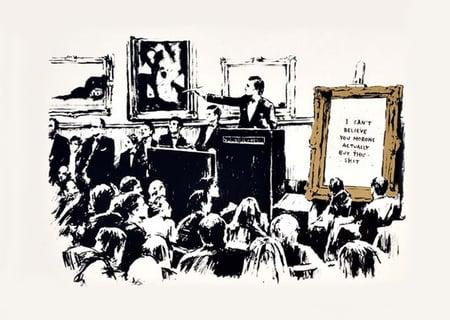 Banksy Morons-1000x712