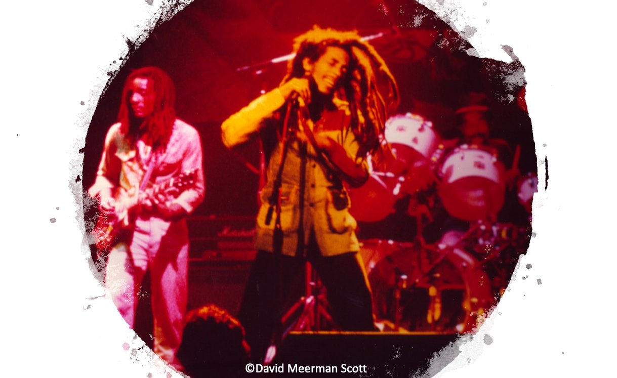 Bob Marley Stanley Theater (1)