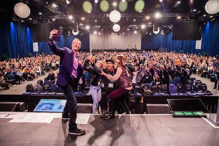 Business Mastery in person