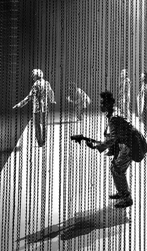 Byrne on stage 2