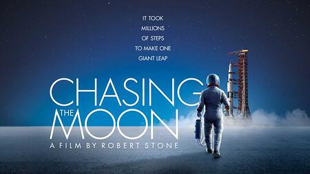 Chasing the Moon: PBS American Experience Film I Served as