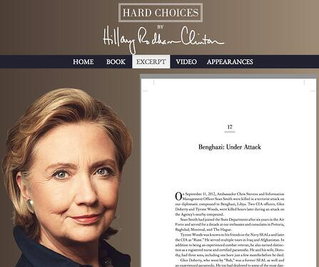 Clinton_Hard_Choices