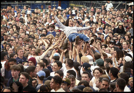 Crowd Surf copyright by Jay Blakesberg-1