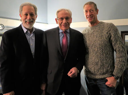 DMS Tony and Bob Woodward