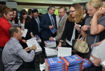 DMScott book signing