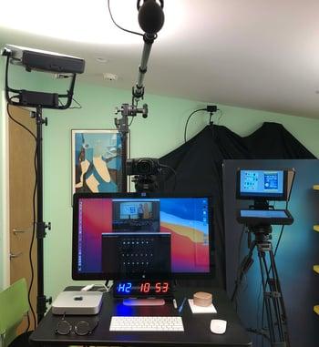 David view new studio