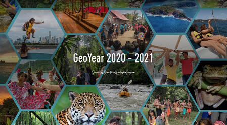 GeoYear montage