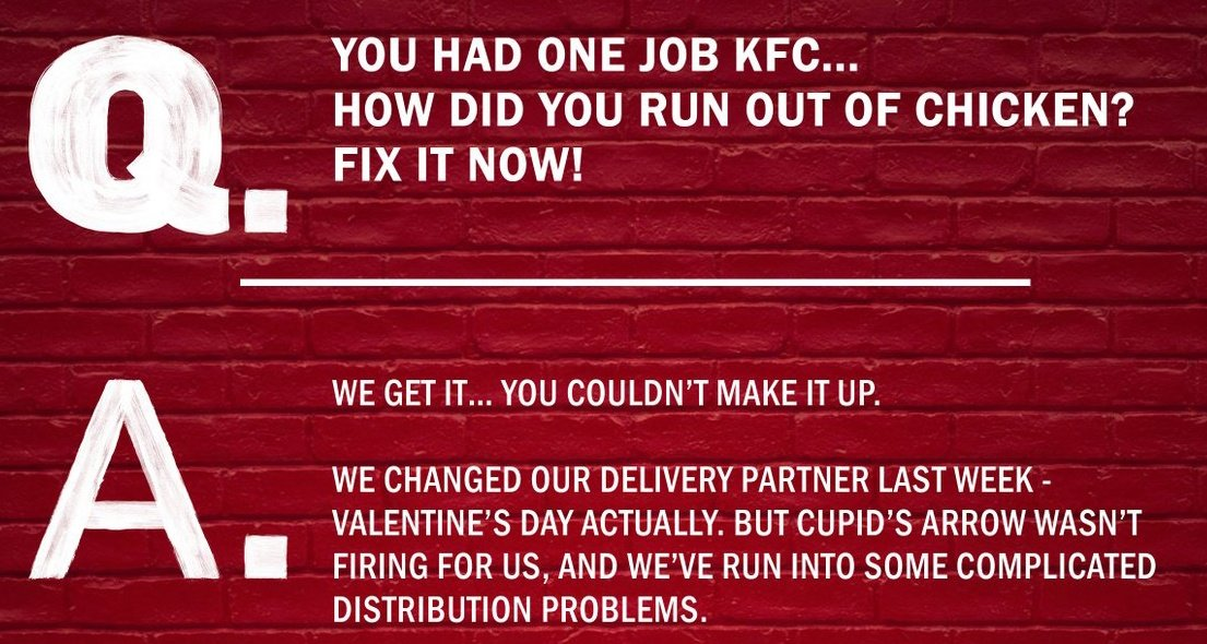 KFC-Proactive-Customer-Service