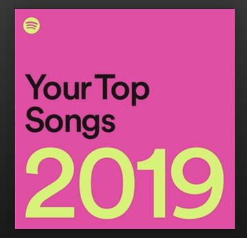Spotify Wrapped playlist