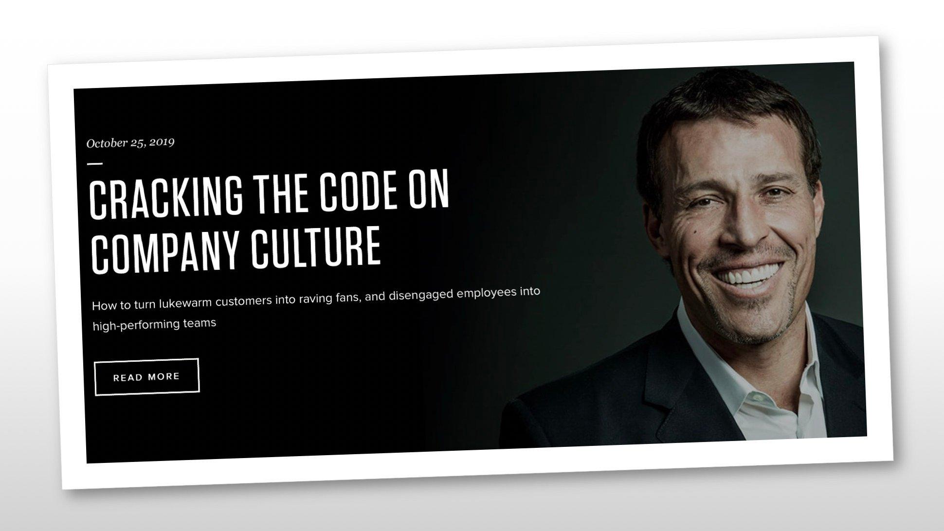 Tony Robbins podcast