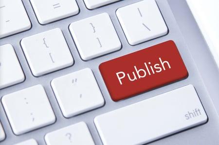 marketing is publishing