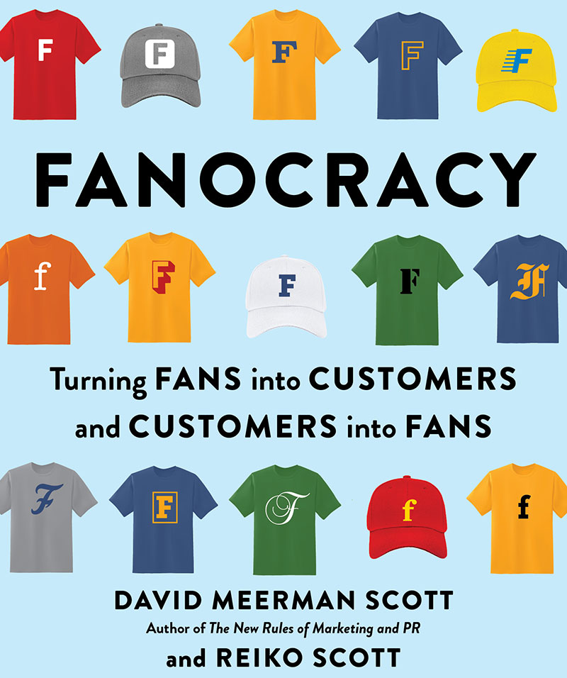Fanocracy Book Cover