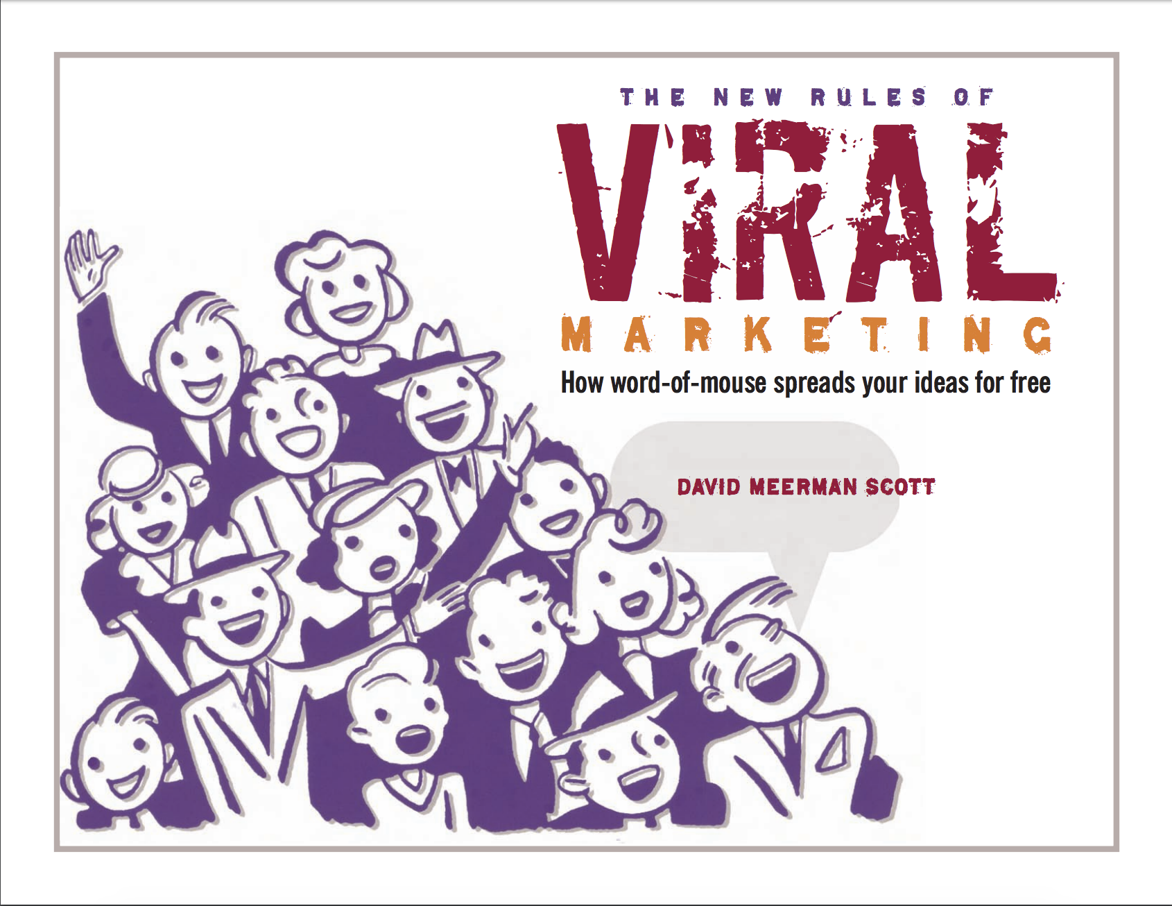 The New Rules Of Viral Marketing PDF