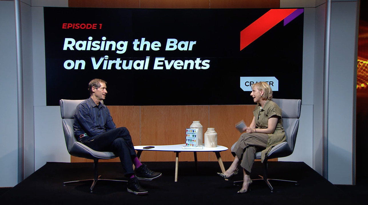 Raising the Bar on Virtual Events