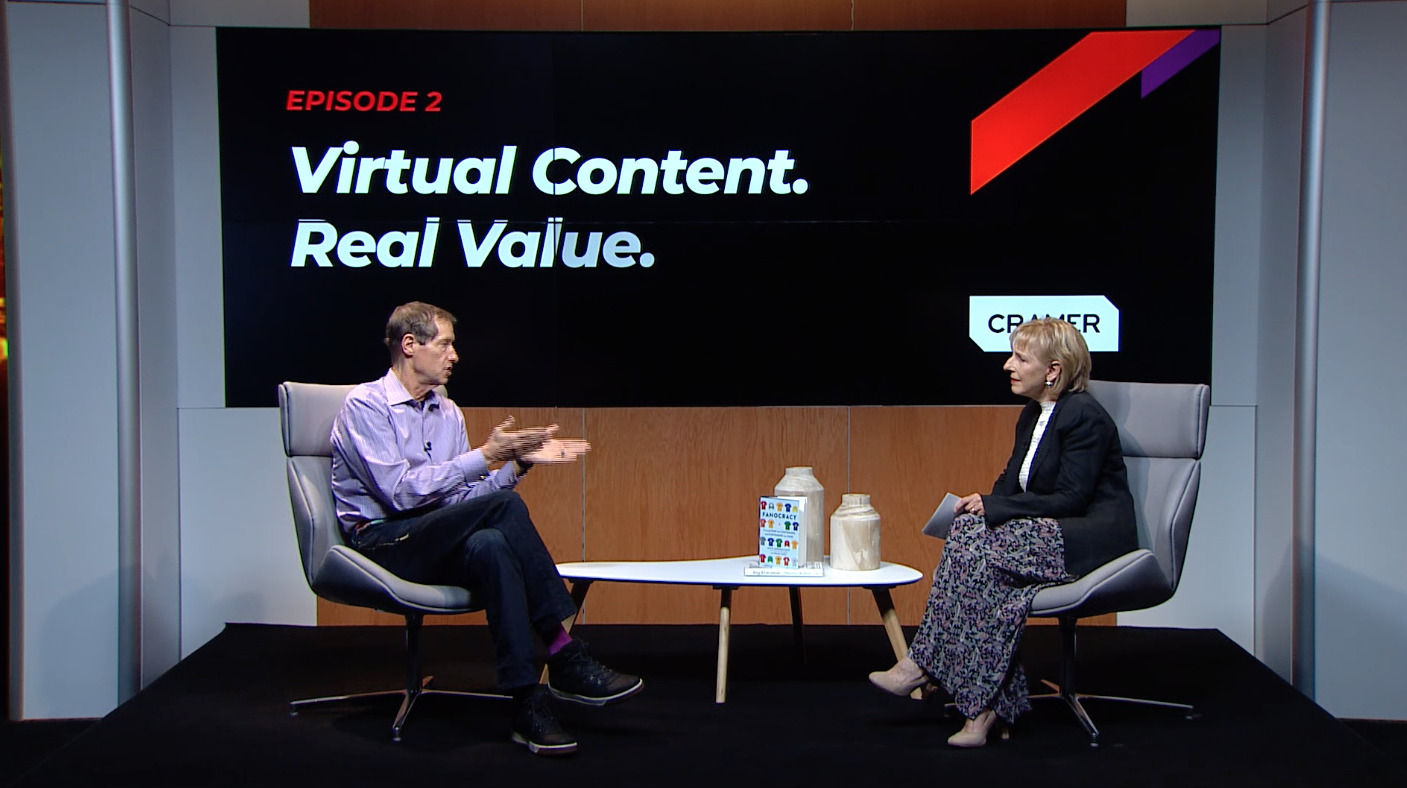 Virtual Event Content. Real Value.