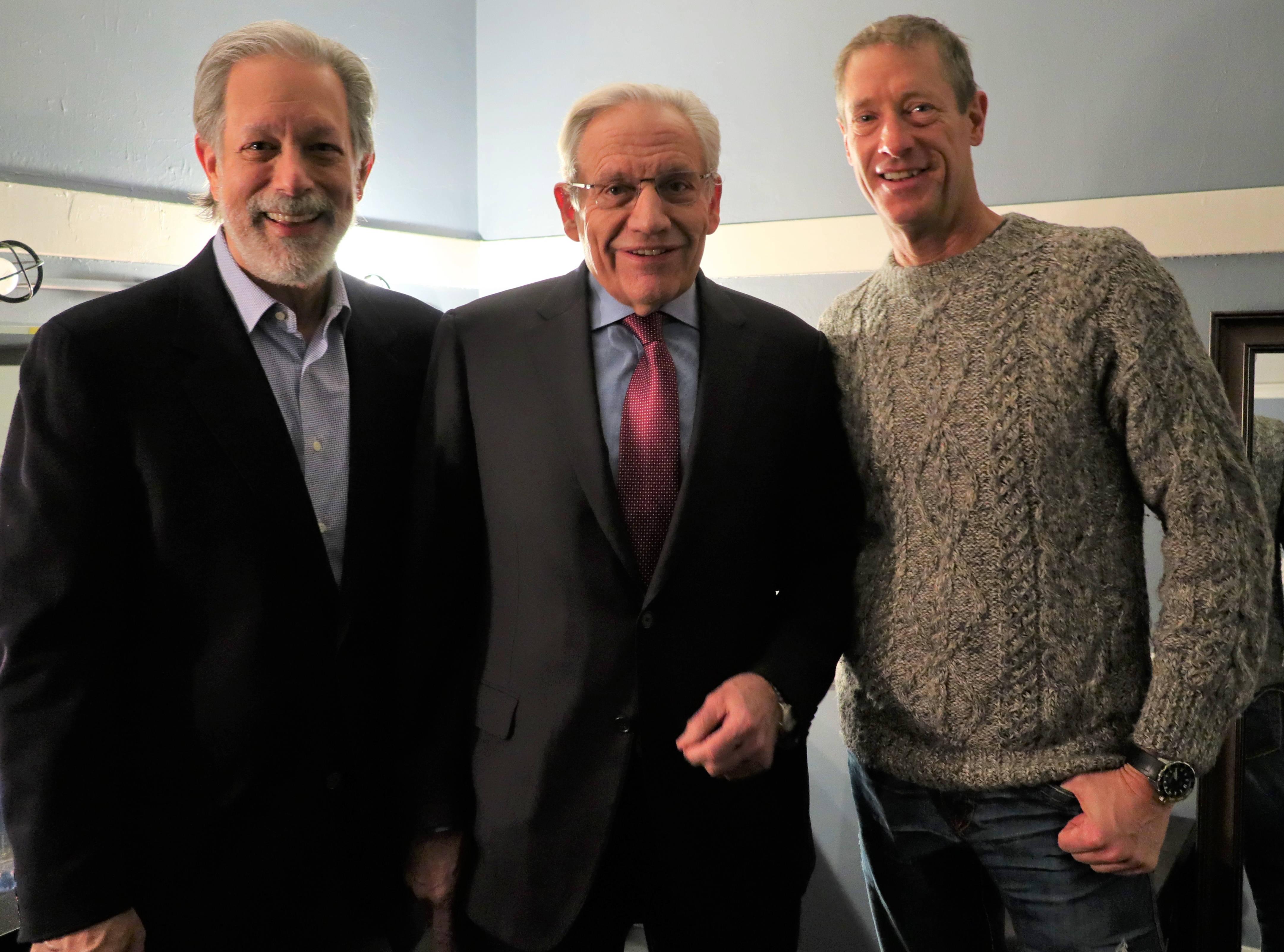DMS Tony and Bob Woodward