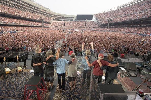 Grateful Dead Celebrate 50 Years
