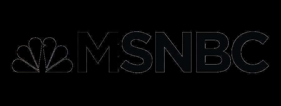 MSNBC logo black 2