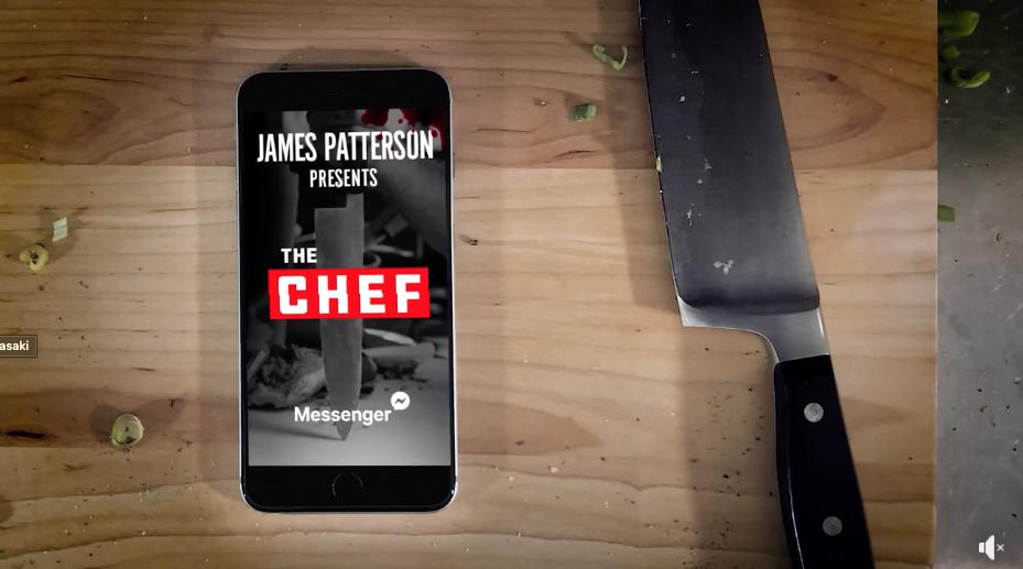 The Chef trailer