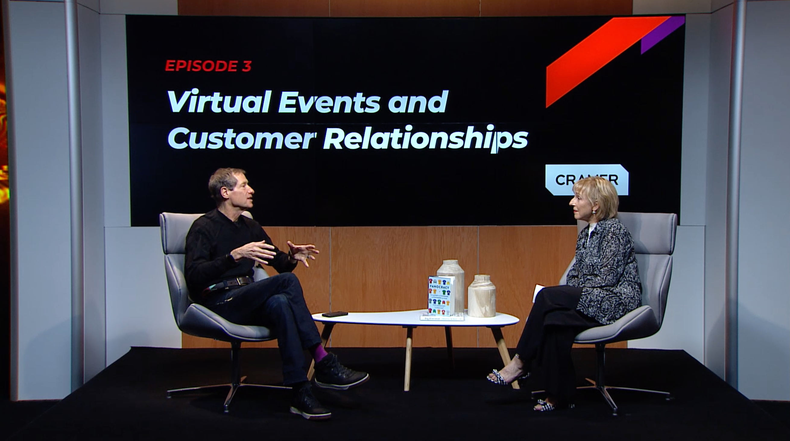 Virtual Events and Customer Relationships